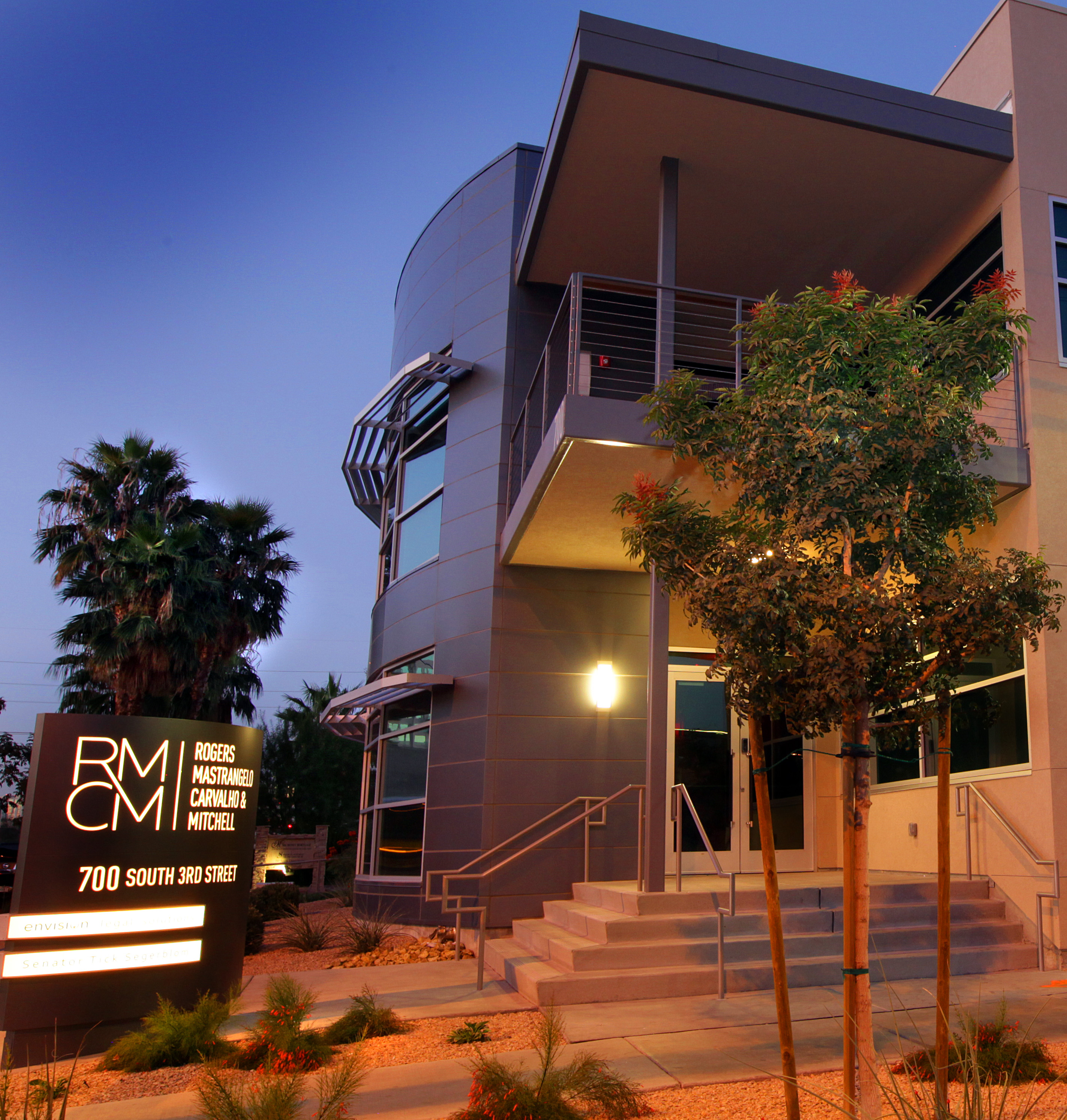 RMCM – Commercial Office